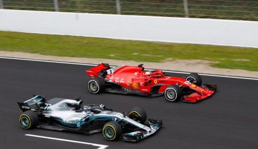 2018 第1回F1合同テスト バルセロナ 2日目を終えて トロロッソ・ホンダ、マクラーレン・ルノーの動向