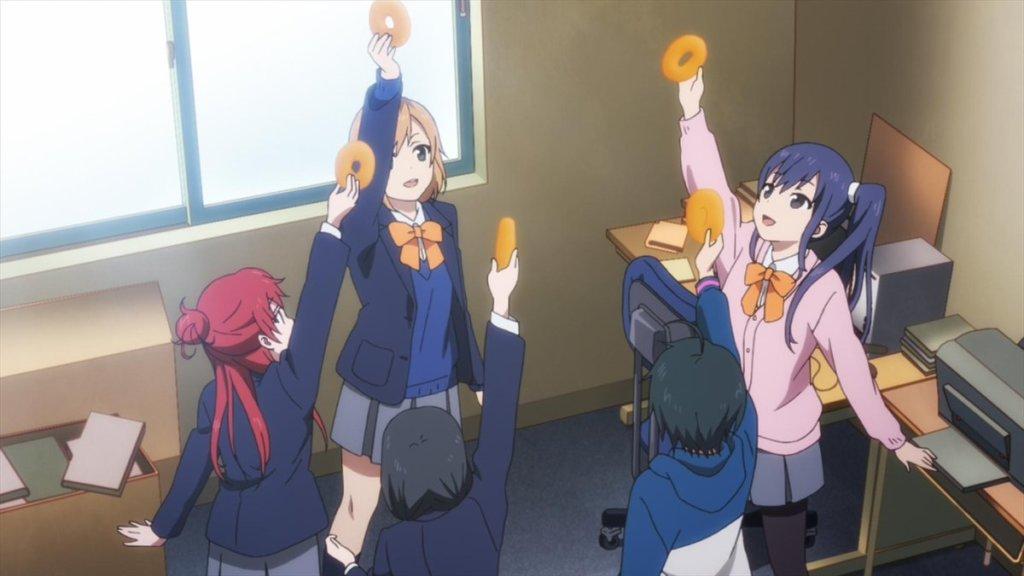 どんどんドーナツ!どんと行こう!