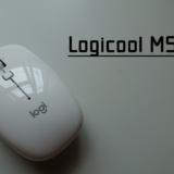 LogicoolのBluetooth対応マウスM558を購入!M557との違いは?
