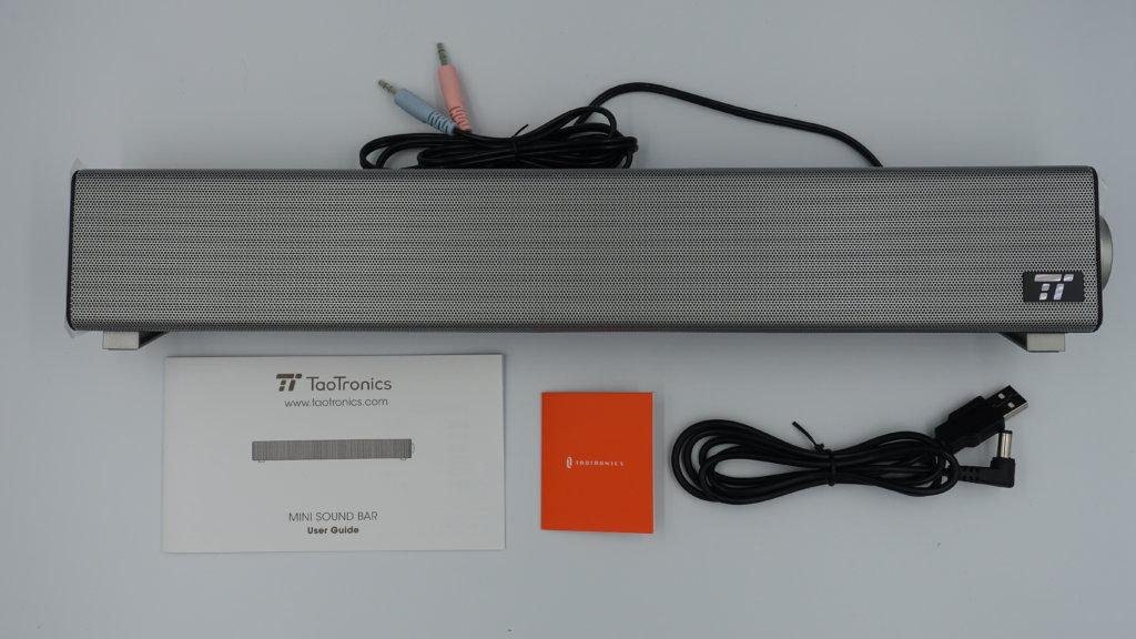 TaoTronics USBサウンドバー TT-SK018