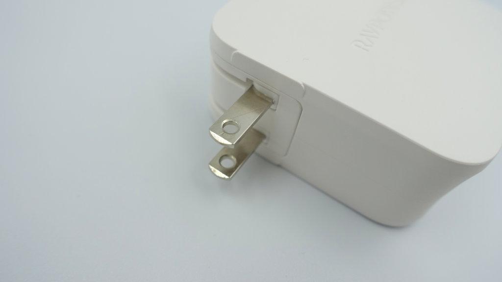RAVPower USB-C急速充電器 折り畳み式プラグ